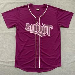 minnesota twins prince sga promo baseball jersey
