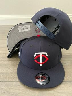 Minnesota Twins TC DOM Snap Snapback 9Fifty New Era 950 CAP