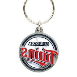 Minnesota Twins Team Logo Key Chain MLB