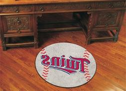 MLB - Minnesota Twins Baseball Rug