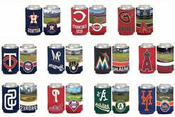 MLB Assorted Teams Stadiums Wincraft 12 oz. Can Cooler Koozi