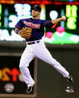 MLB Baseball Brian Dozier Minnesota Twins Framed Photo Pictu