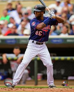 MLB Baseball Danny Santana Minnesota Twins Framed Photo Pict