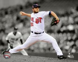 MLB Baseball Glen Perkins Minnesota Twins Framed Photo Pictu