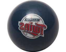 MLB Imperial Minnesota Twins Pool Billiard Cue/8 Ball - Retr
