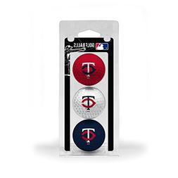 MLB Minnesota Twins 3 Ball Clam, Navy