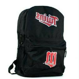MLB Minnesota Twins Backpack Back Pack Full Size Sprinter St
