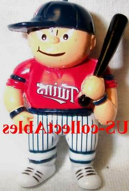 MLB Minnesota Twins Lil Sports Brat Baseball Player NEW Chea