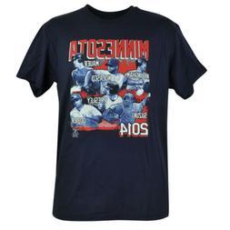 MLB Minnesota Twins Mauer Dozier Suzuki Willingham Nolasco T