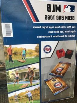MN TWINS Wild Sports Tailgate MLB Bean Bag Toss Game Set MIN