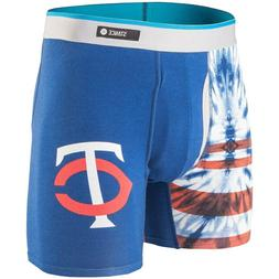 New withoutTags Stance Underwear Minnesota Twins  MLB