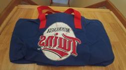 NICE Vintage Minnesota Twins Duffel Bag SGA Michelob Golden