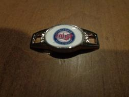 One Pair of MLB Minnesota Twins Paracord Shoelace Charm