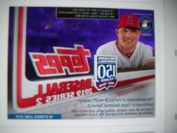 PRESALE -2019 TOPPS SERIES 2 TEAM SETS - CHOOSE FROM DROP DO