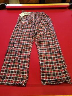 SWEET Minnesota Twins Men's Sz Md Plaid Pajama Pants, NEW&NI