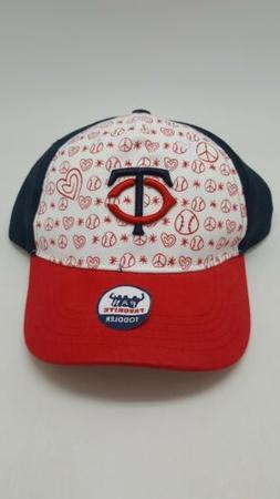 TL1 Minnesota Twins Toddler Infant Licenesed Hat Ball Cap Ba